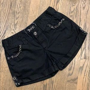 BKE cuffed shorts